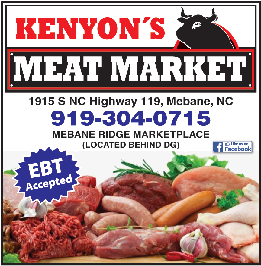 KENYONS MEAT MARKET