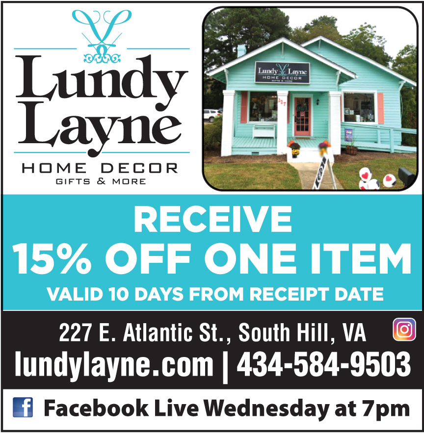 LUNDY LAYNE HOME DECOR