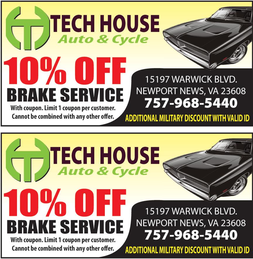 TECH HOUSE AUTO SERVICE