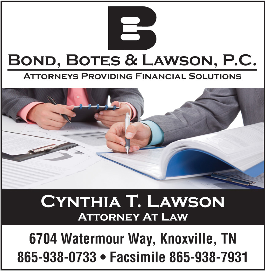 BOND BOTES AND LAWSON