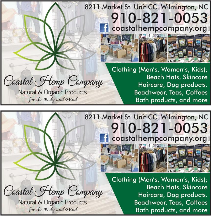 COASTAL HEMP COMPANY LLC