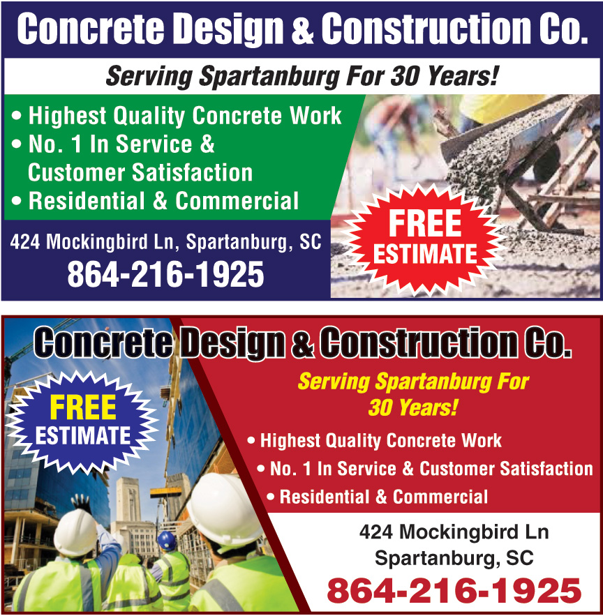 CONCRETE DESIGN AND