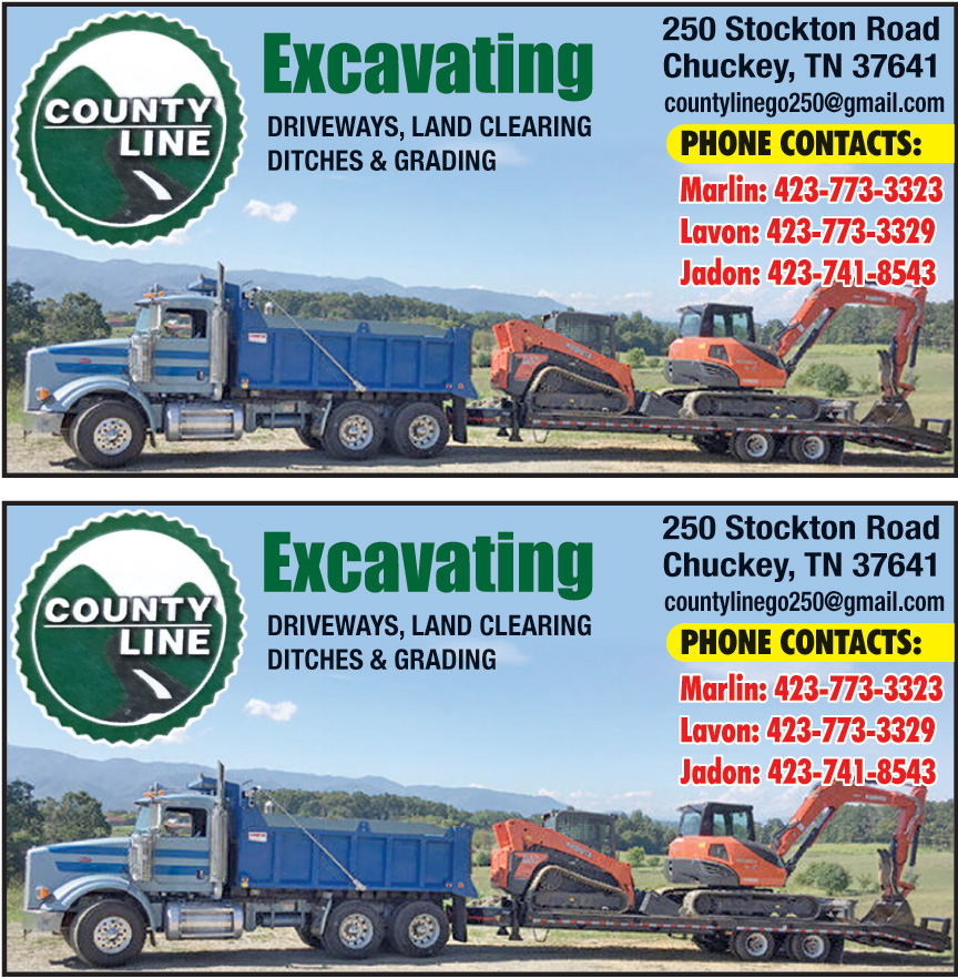 COUNTY LINE EXCAVATING
