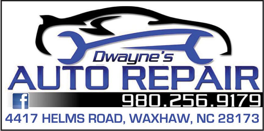DWAYNES AUTO REPAIR