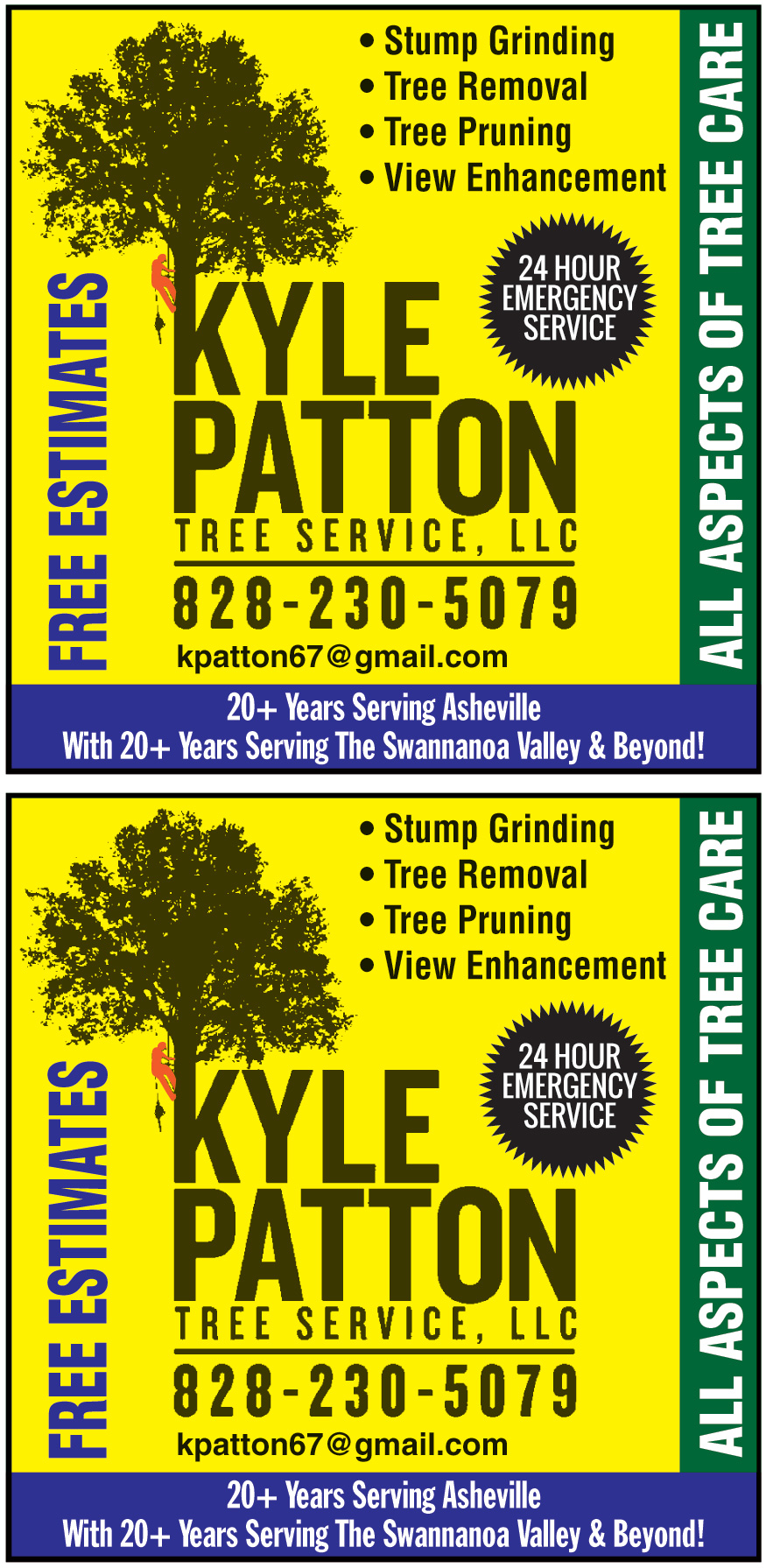 KYLE PATTON TREE SERVICE