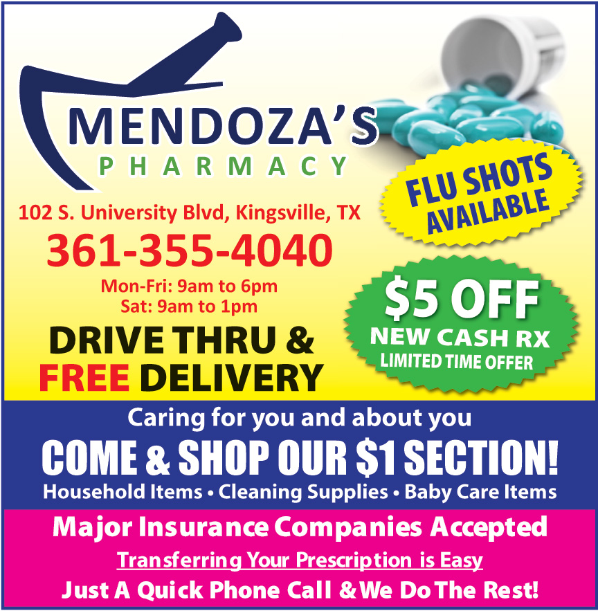 MENDOZAS PHARMACY
