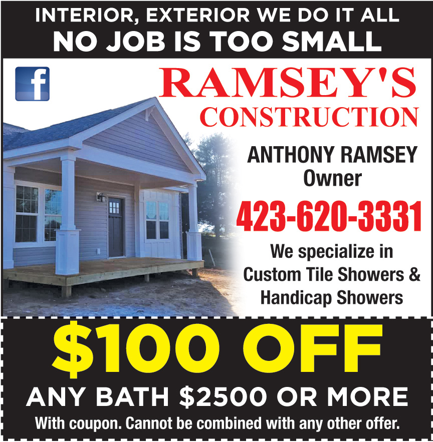 RAMSEYS CONSTRUCTION