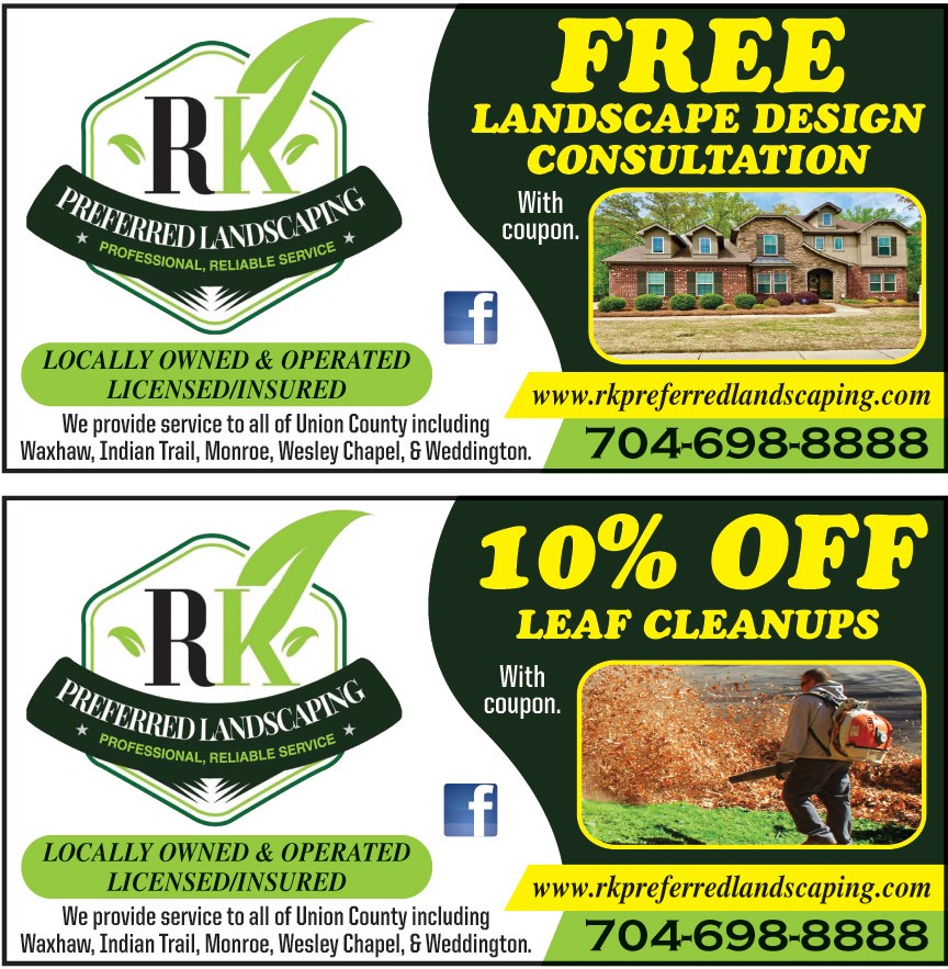RK PREFERRED LANDSCAPING
