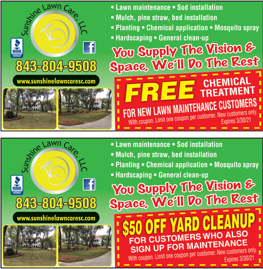 SUNSHINE LAWN CARE LLC