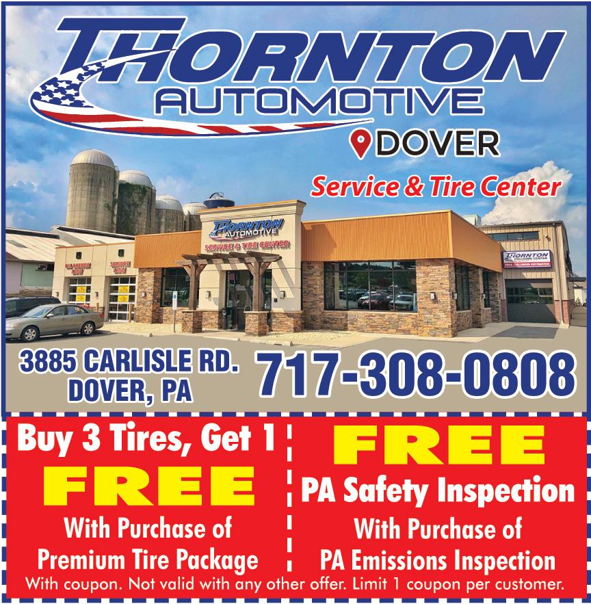 THORNTON AUTOMOTIVE DOVER