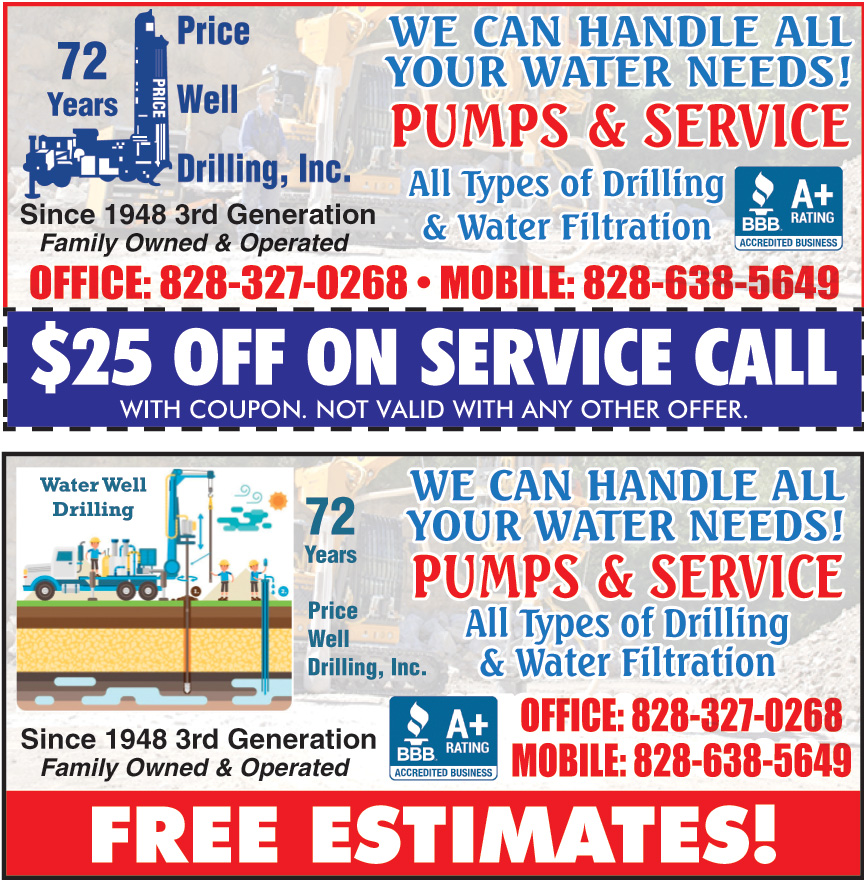PRICE WELL DRILLING INC