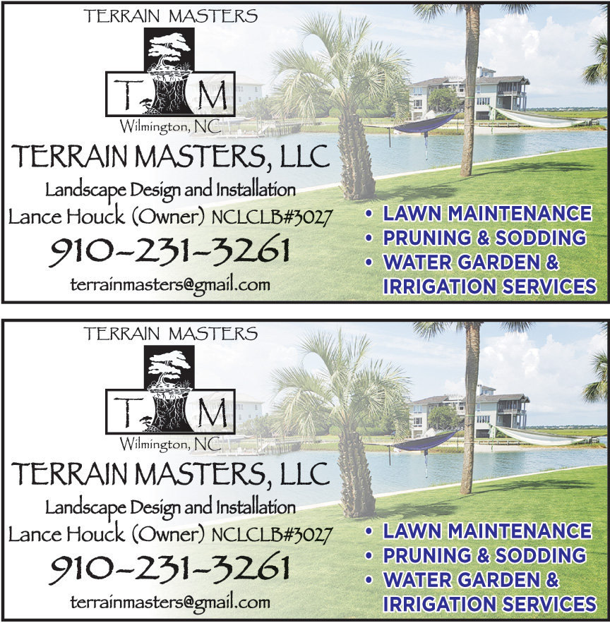 TERRAIN MATERS LLC