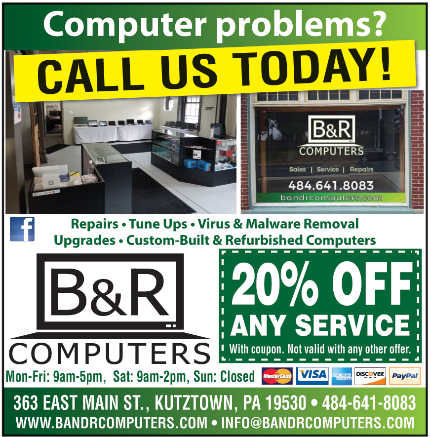B AND R COMPUTERS