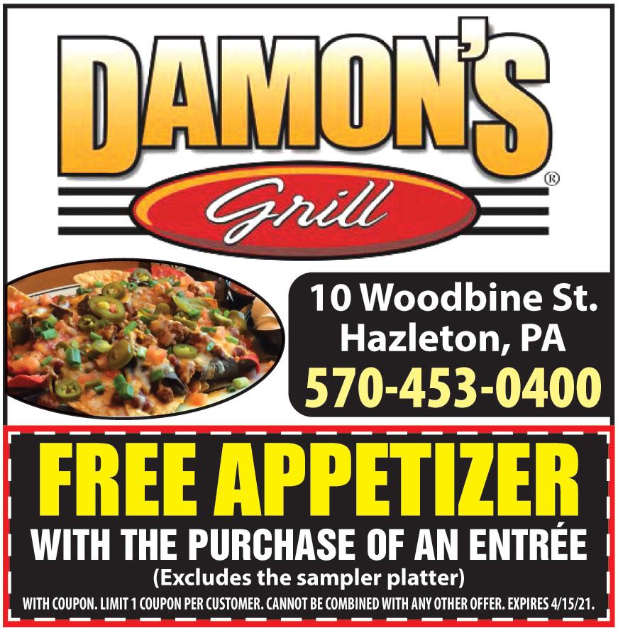DAMONS GRILL