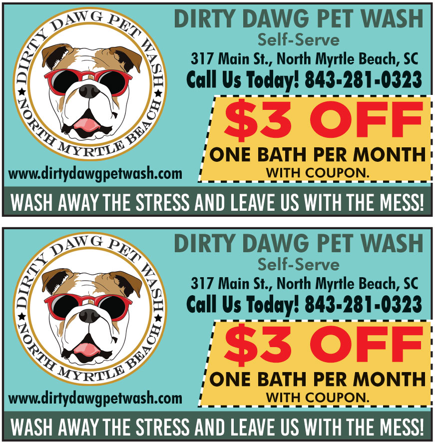 DIRTY DAWG PET WASH