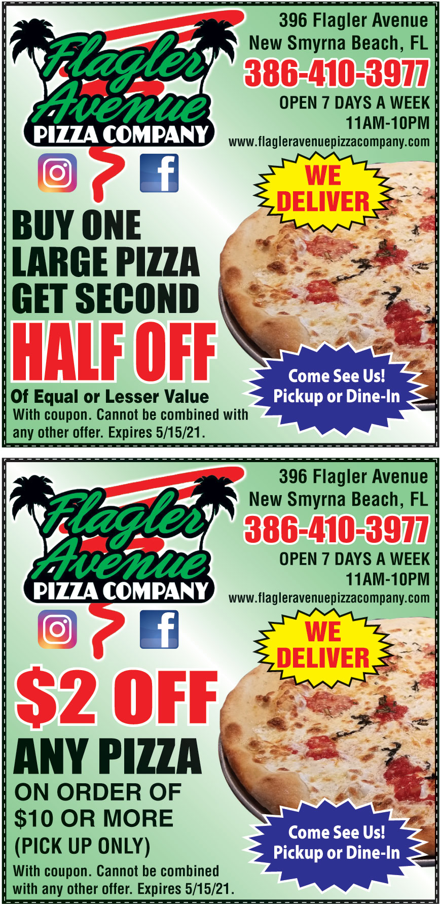 FLAGLER AVENUE PIZZA
