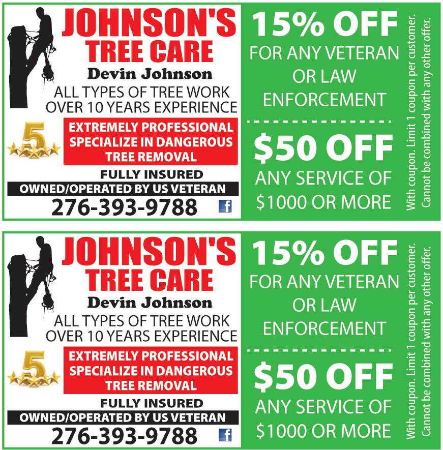 JOHNSON TREE CARE