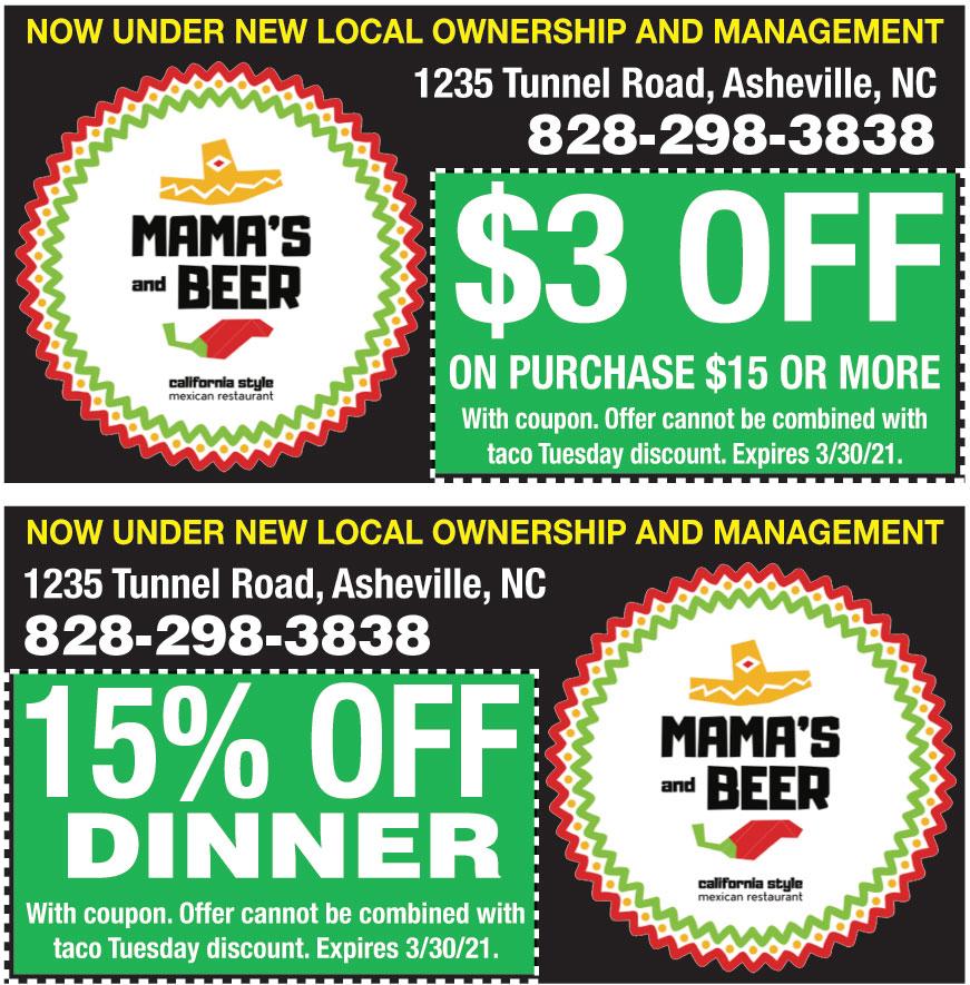 MAMAS AND BEER