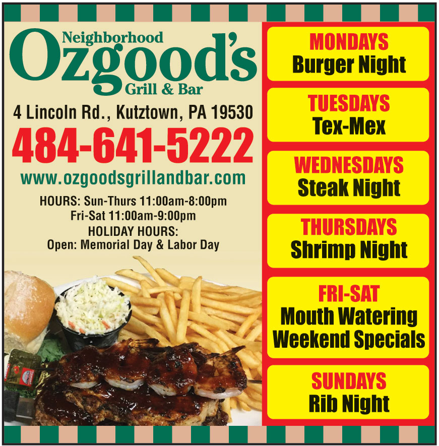 OZGOODS GRILL AND BAR