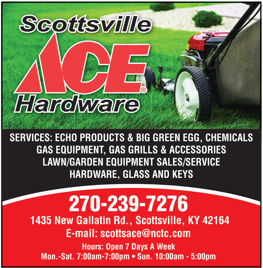 SCOTTSVILLLE ACE HARDWARE