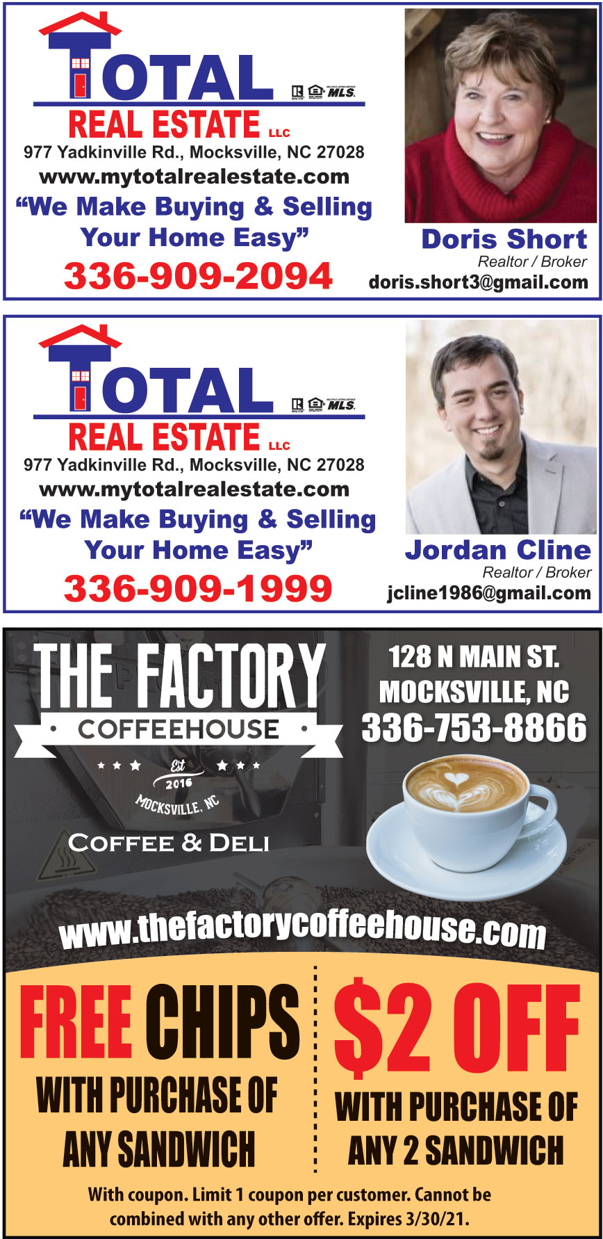 TOTAL REAL ESTATE 2