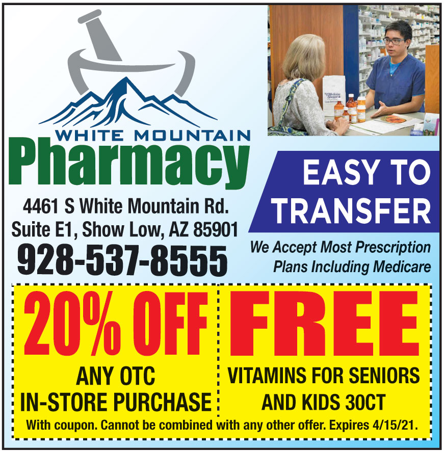 WHITE MOUNTAIN PHARMACY