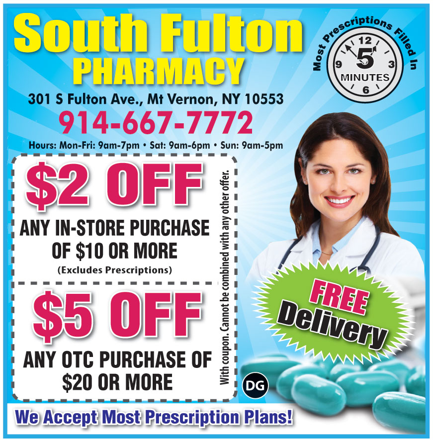 SOUTH FULTON PHARMACY