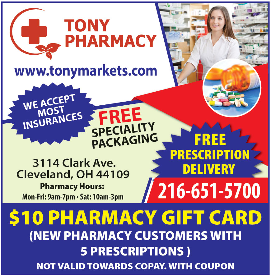 TONYS MARKET PHARMACY