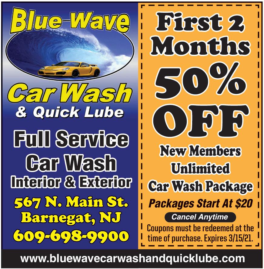 BLUE WAVE CAR WASH