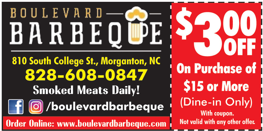 BOULEVARD BARBEQUE