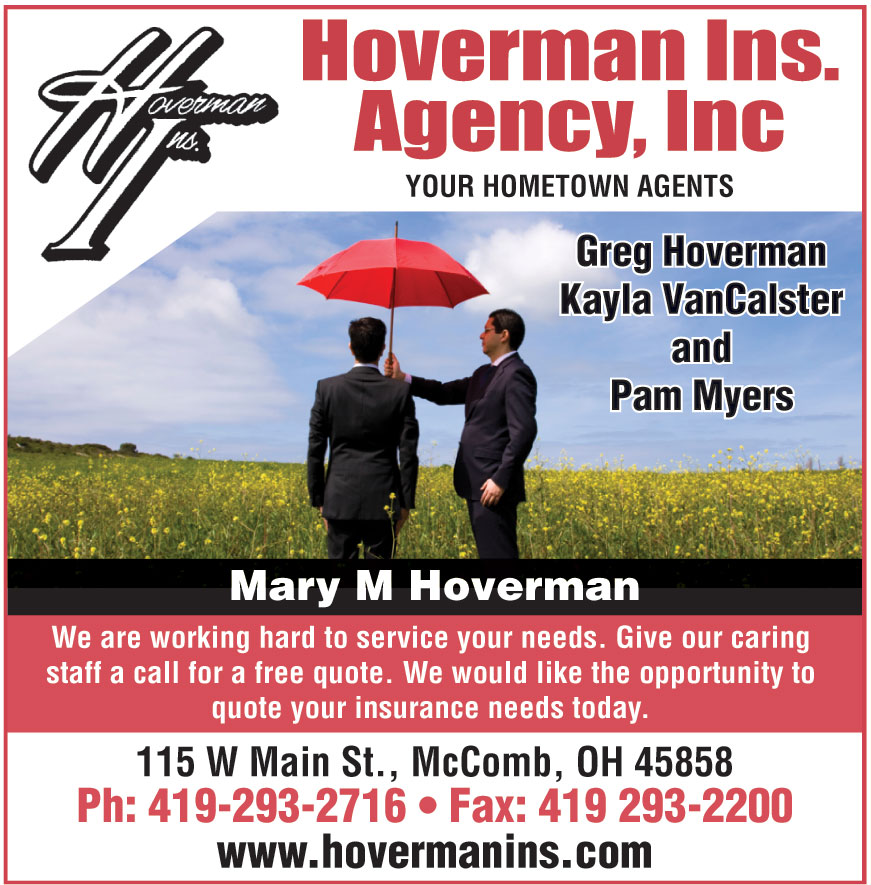 HOVERMAN INSURANCE INC
