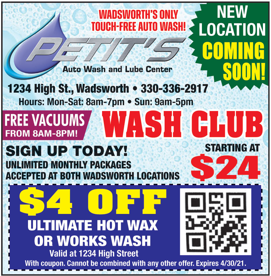 PETITS AUTO WASH AND LUBE
