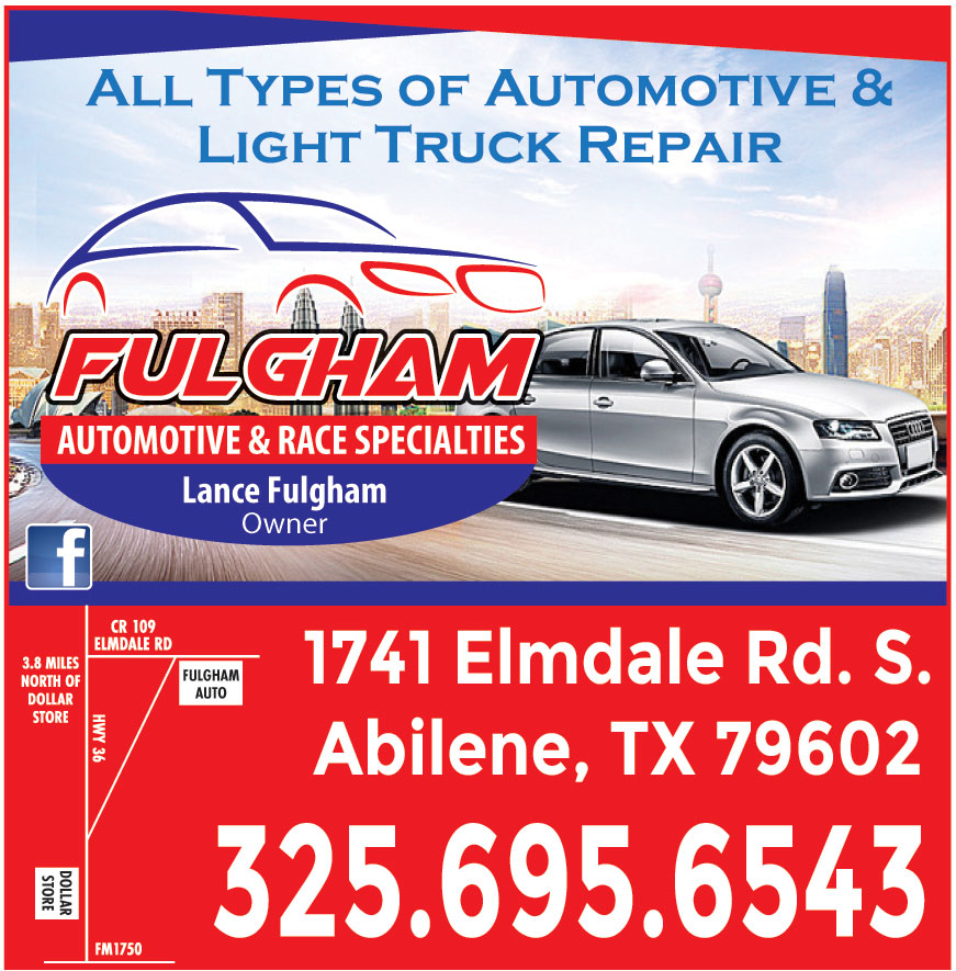 FULGHAM AUTOMOTIVE