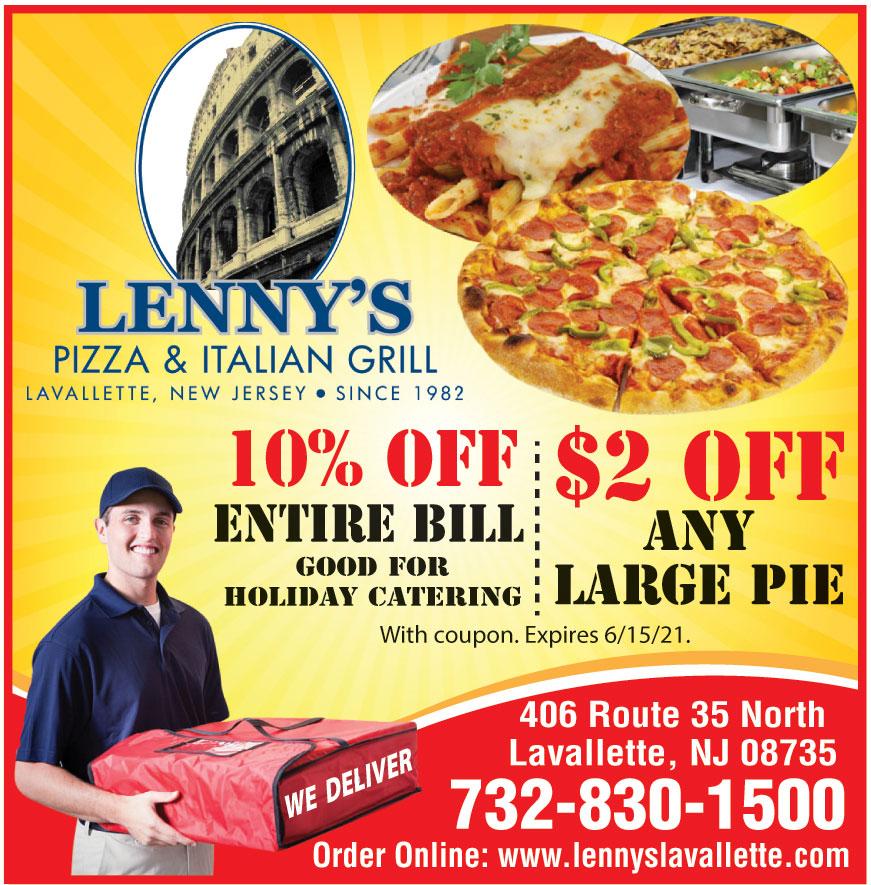 LENNYS PIZZA