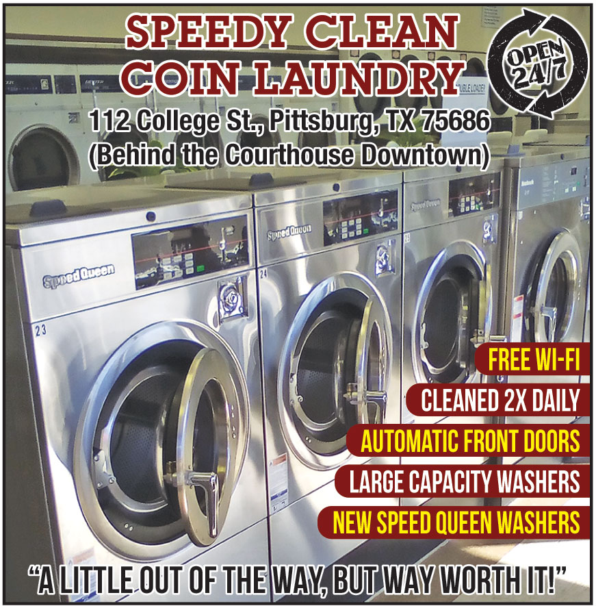 SPEEDY CLEAN COIN LAUNDRY