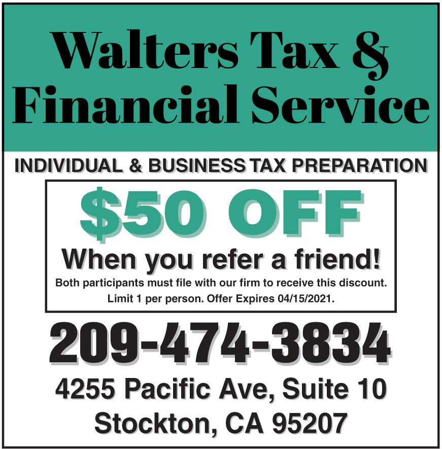 WALTERS TAX SVC