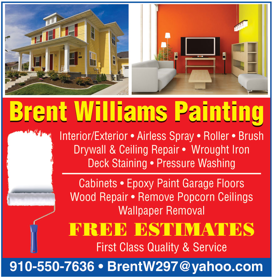 BRENT WILLIAMS PAINTING