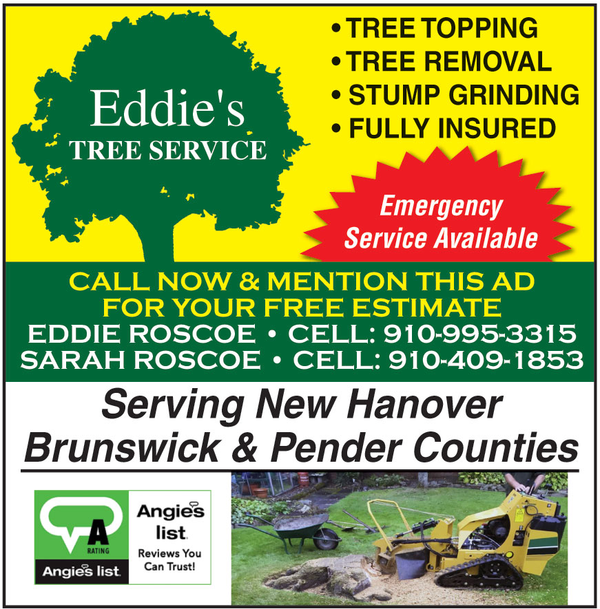 EDDIES TREE SERVICE INC