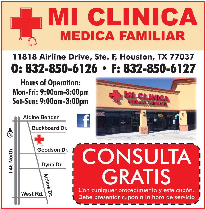 MI CLINICA MEDICA