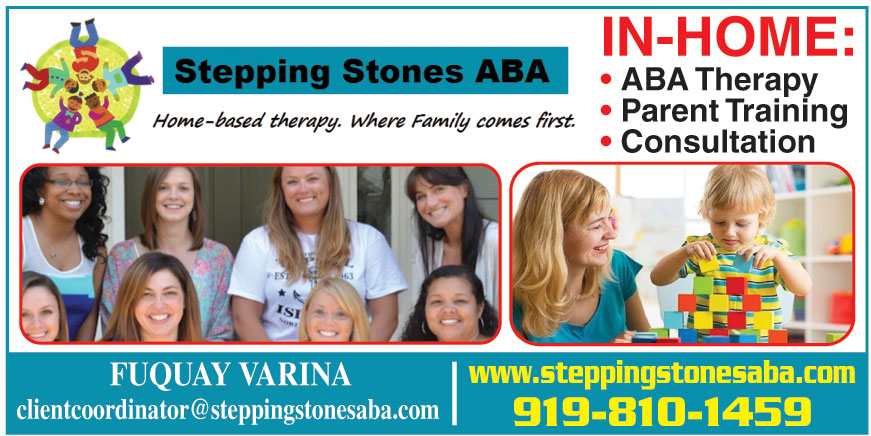 STEPPING STONES ABA