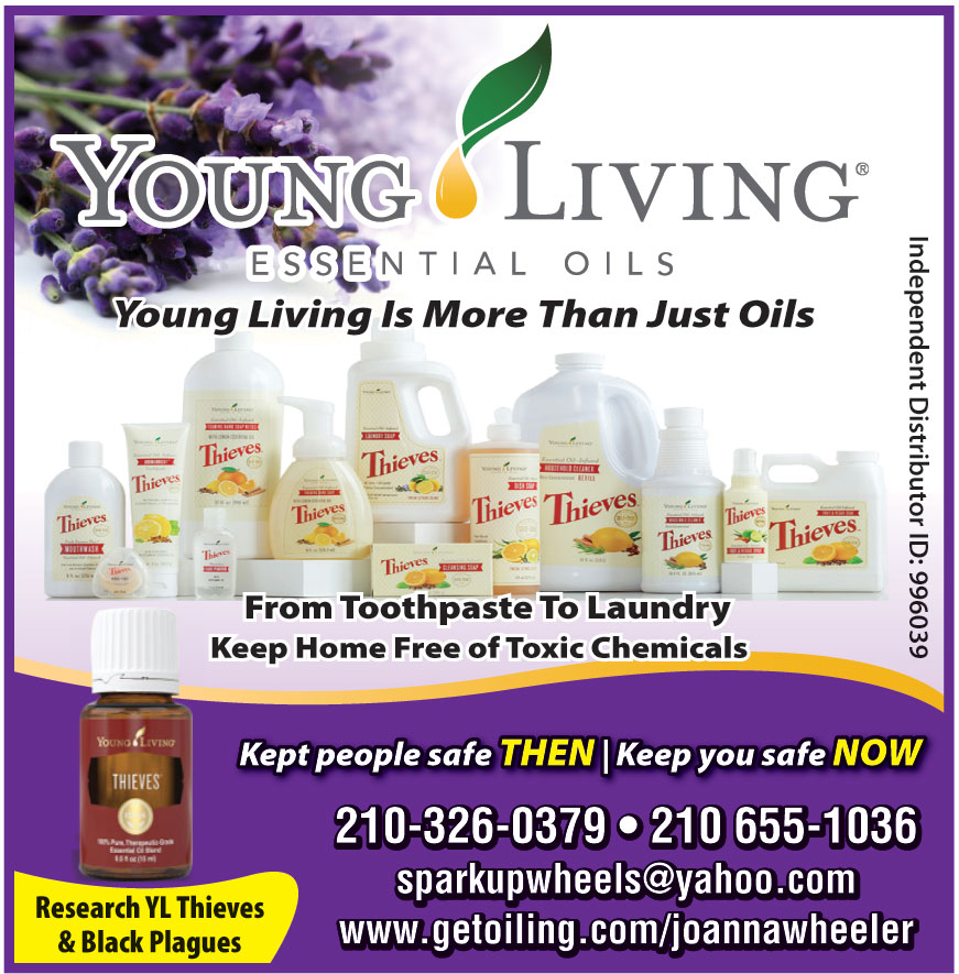 YOUNG LIVING ESSENCIAL