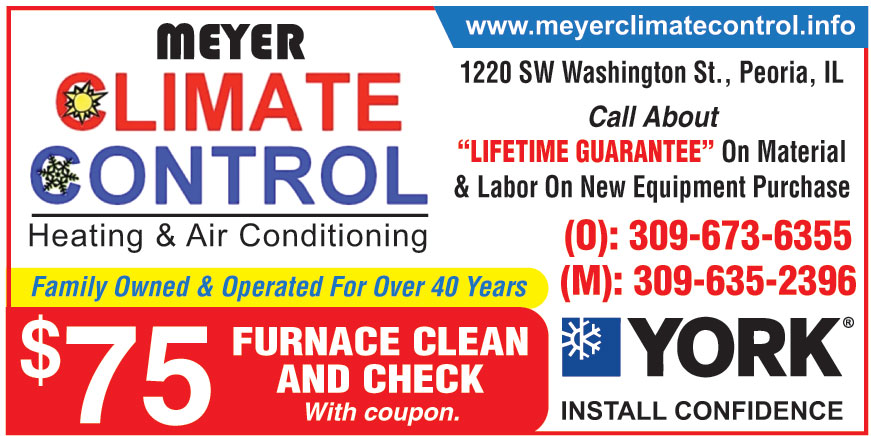 MEYER CLIMATE CONTROL