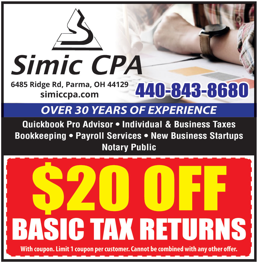 SIMIC CPA COMPANY