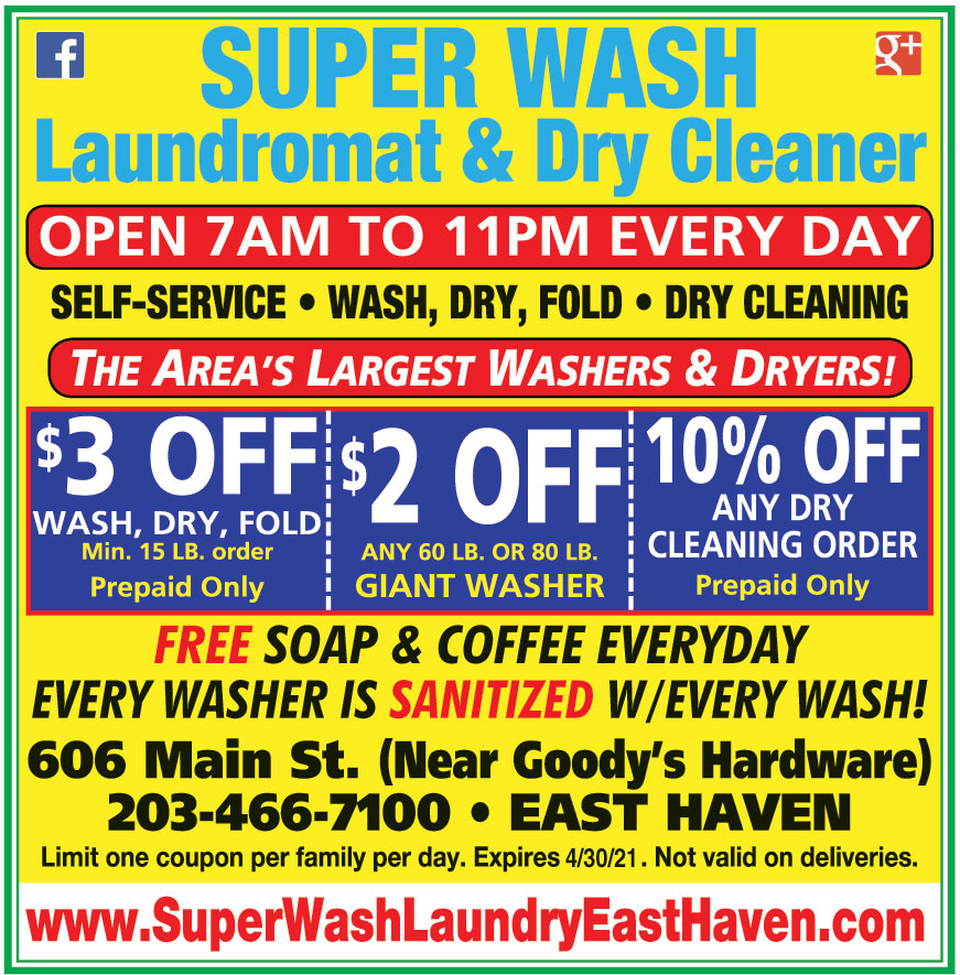 SUPER WASH LAUNDRY