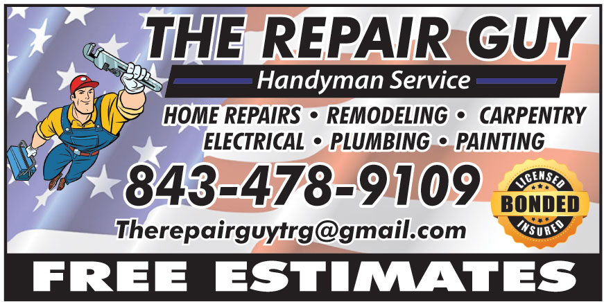 THE REPAIR GUY