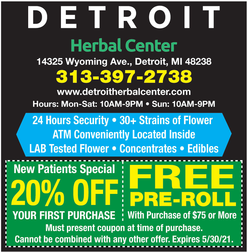 DETROIT HERBAL CENTER