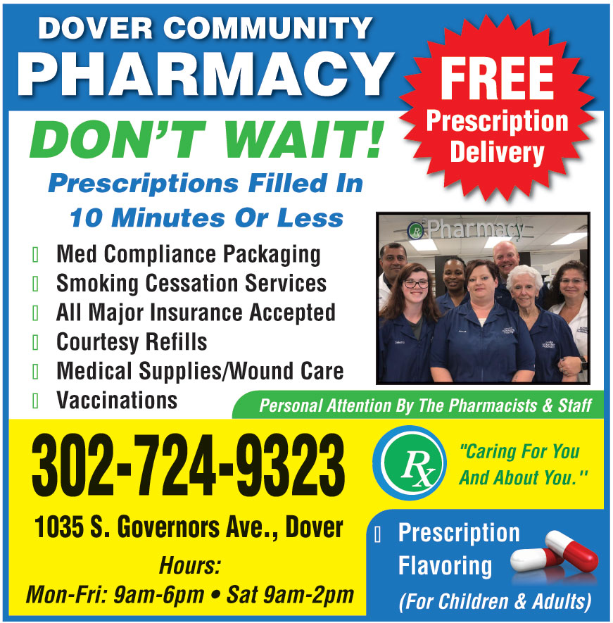 DOVER COMMUNITY PHARMACY