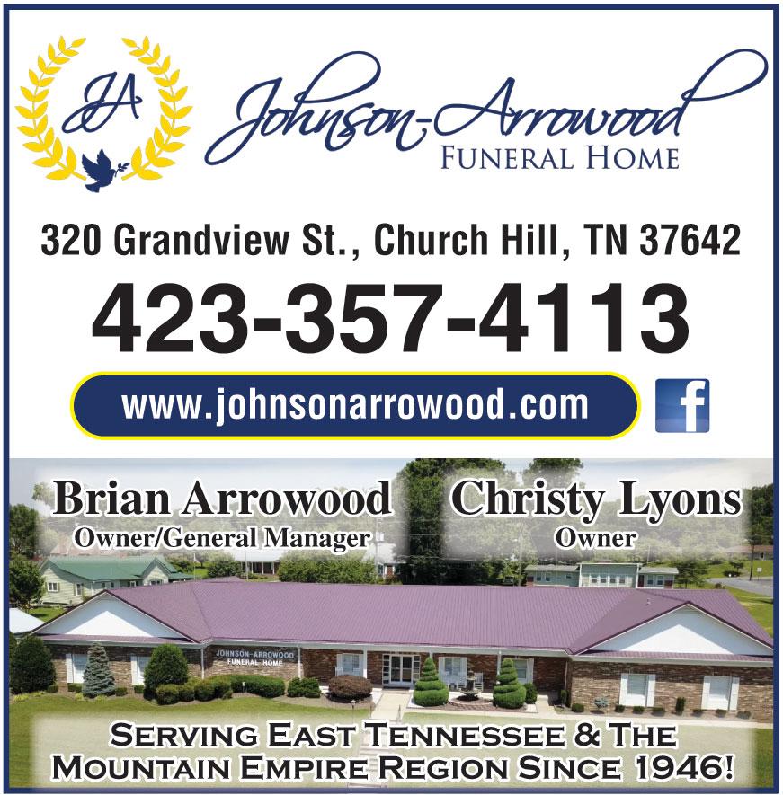JOHNSON ARROWOOD FUNERAL