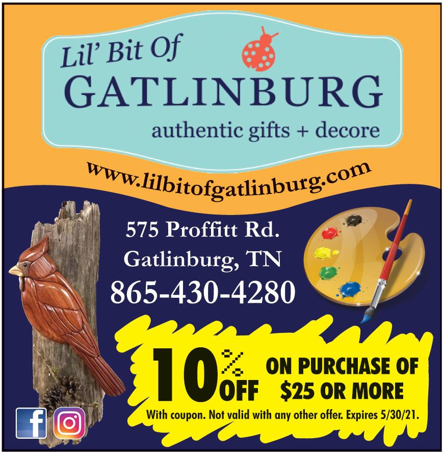 LIL BIT OF GATLINBURG