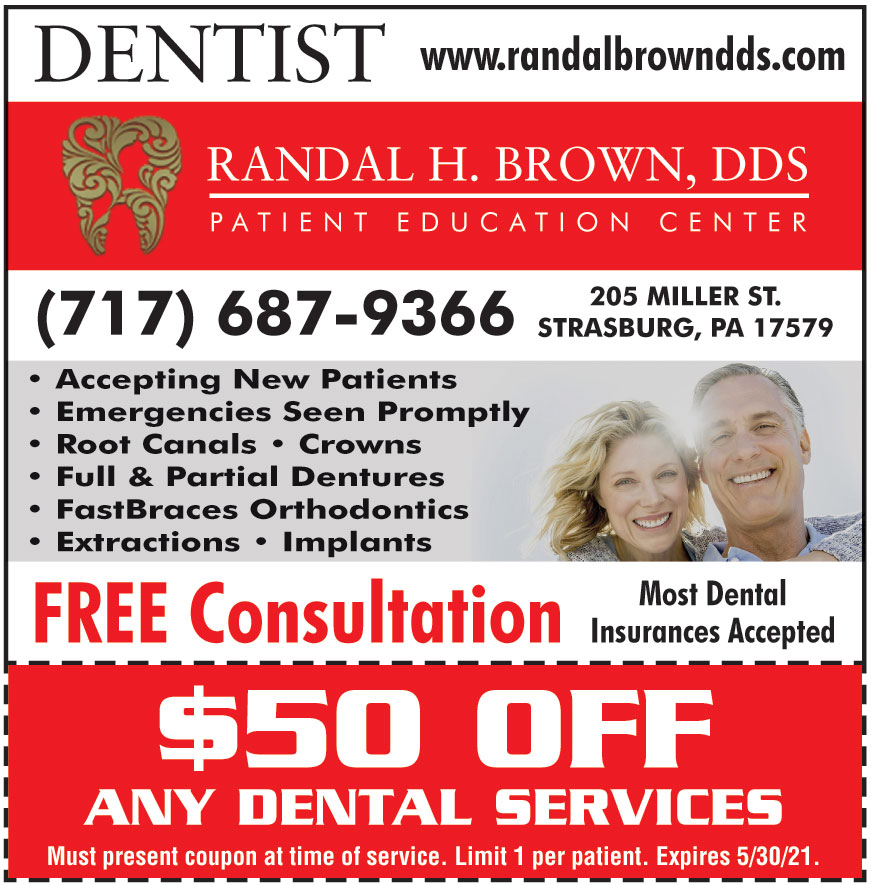RANDAL H BROWN DDS